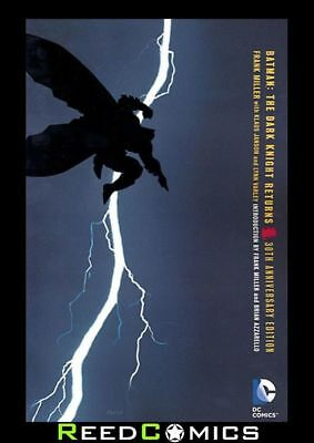 BATMAN THE DARK KNIGHT RETURNS New Edition GRAPHIC NOVEL Paperback Frank Miller