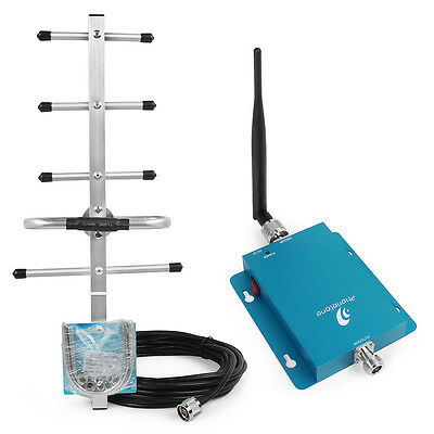 850MHz GSM AT&T 3G Cell Phone Signal Repeater Booster Amplifier Yagi Antenna Kit