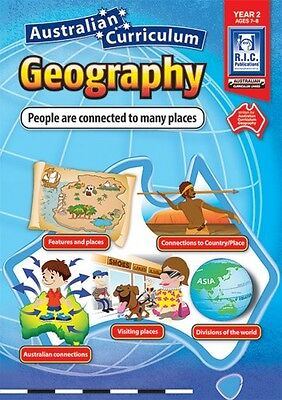 Year 2 People are Connected to Places Aust Geography BNew Teacher Resource BLM