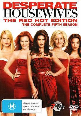 Desperate Housewives: Season 5  - DVD - NEW Region 4