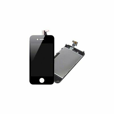 New Replacement LCD Touch Screen Digitizer Glass Assembly for Black iPhone 4 4G