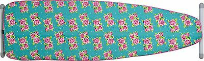 Ogilvies large Vintage Rose padded ironing board cover