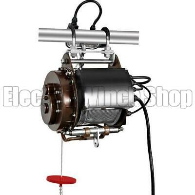 Warrior Electric Winch Lifting Hoist 240v 800KG Scaffold Hoist