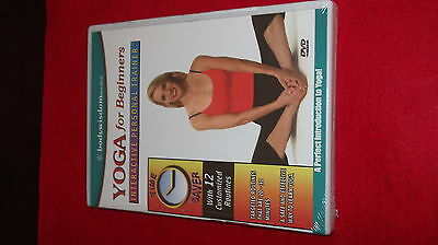 Great For Weight Loss -Beginners Yoga -DVD