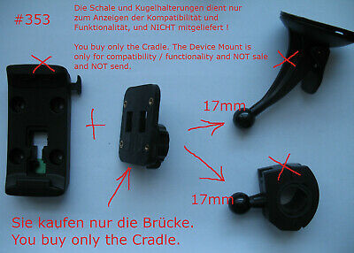 Touchscreen Garmin Oregon 600 / 650 Replacement Part Ersatz Repair Digitizer