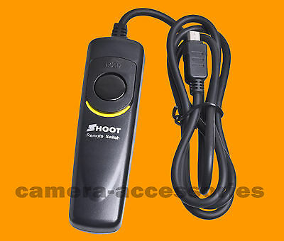Remote Shutter Release switch cable control RM-UC1 for Olympus OM-D E-M5 E-620