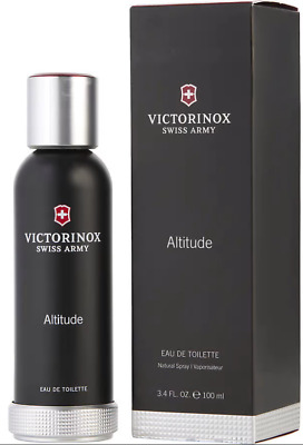 ALTITUDE by SWISS ARMY Cologne for Men 3.4 oz New in Box