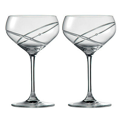 Royal Doulton Promises With This Ring Champagne Saucer Box of 2