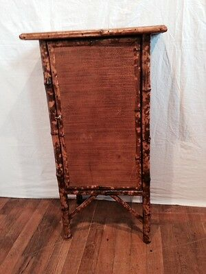 Bamboo and Rattan Cupboard or Cabinet
