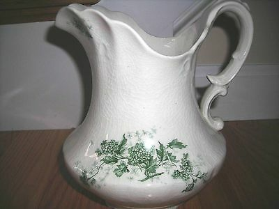 Antique Homer Laughlin Colonial Pitcher