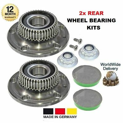 SKODA ROOMSTER 1.2 1.4 1.6 1.9 2006-->ON NEW 2x REAR WHEEL BEARING HUB KITS
