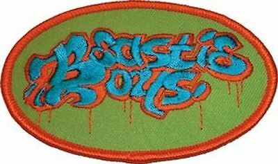 Beastie Boys Logo - Embroidered Patch - Brand New - Music Band 8211