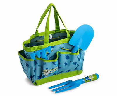 Disney Toy Story Boys Kids Garden Or Beach Bag And Tools - Great For Sandpit Too