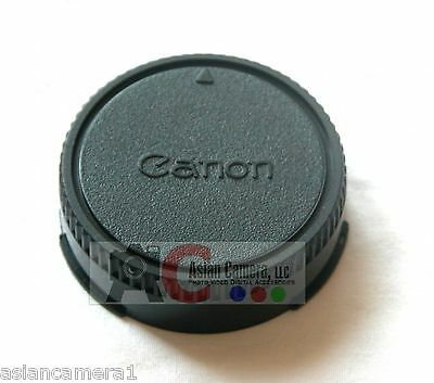 Rear Lens Cap For Canon FD T-90 T70 A-1 F-1 AE-1 F-1N Twist-on Back Cover