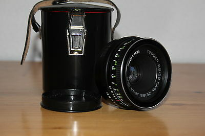 Tessar 2,8/50mm Carl Zeiss Jena DDR