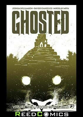 GHOSTED VOLUME 2 BOOKS OF THE DEAD GRAPHIC NOVEL New Paperback Collects #6-10