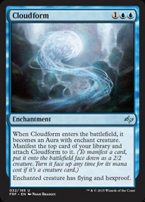 Cloudform (FOIL) - MTG Fate Reforged - NEW