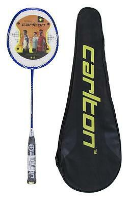 Carlton Powerblade Titanium Badminton Racket Complete with Carry Case RRP £170