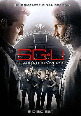 SGU: Stargate Universe - The Complete Final Season New DVD! Ships Fast!