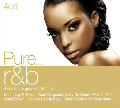Various Artists : Pure... R&B CD (2011)