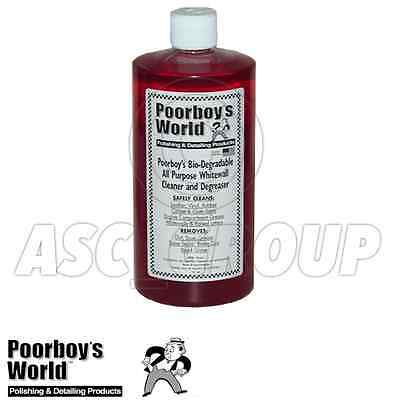 Poorboy's World Biodegradable All Purpose Cleaner APC 30oz 946ml