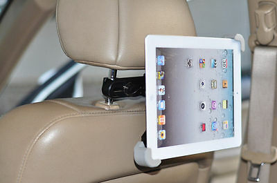 "Soporte Coche - Ipad 1 2 3 4 Air 9.7"" Samsung Galaxy Tab S 10.5"" Xoom Tablet 11"""