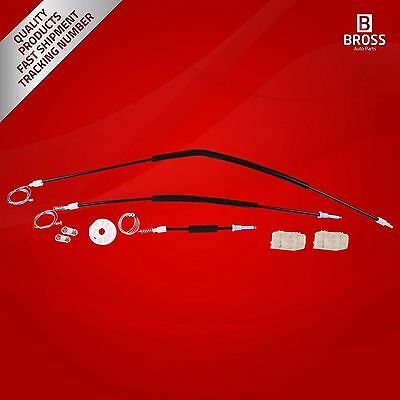 freelander rear window regulator repair kit instructions