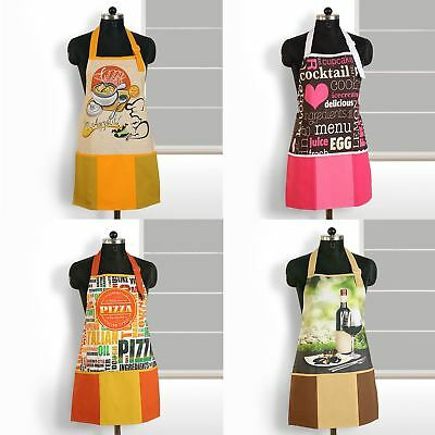 New Novelty Funny Kitchen Cooking Aprons Chefs Baking Butchers Craft Bib
