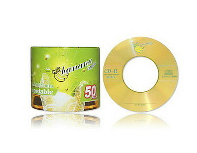50 Pack Blank CD-R 215MB 32X 8cm 3inch Mini CD  Economy Package Factory Sealed