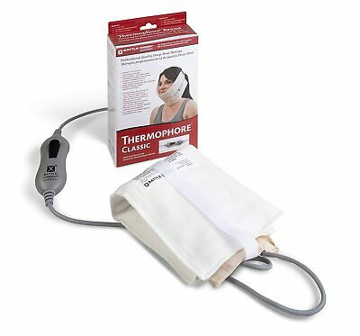 "Battle Creek Thermophore Moist Heat Pad Neck (Model 077) 4""x17"""