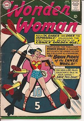 DC Wonder Woman #156 Brain Pirate Diana Prince Gal Gadot Batman v Superman