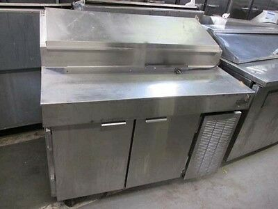 Traulsen 2 Door Pizza Pre-Table Self-Contained