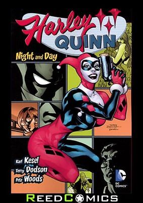 HARLEY QUINN NIGHT AND DAY GRAPHIC NOVEL New Paperback Collects (2000) #8-13