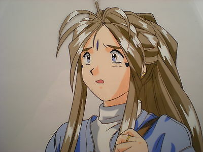 Ah My Goddess- BELLDANDY - Original Production Art - Oh My Goddess