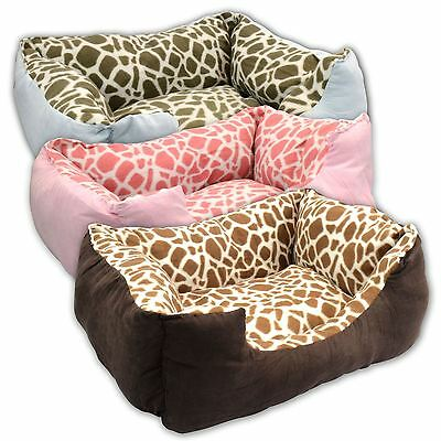 Super Soft Warm Washable Cat Dog Bed Mattress Pillo Cushion Basket Puppy Pad