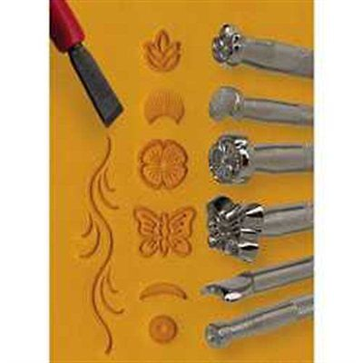 Craftool Creative Stamping Set Tandy Leather Item 46102-00