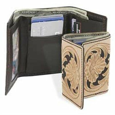 Deluxe Trifold Wallet Kit Tandy Leather Item 44012-00 Free Shipping!