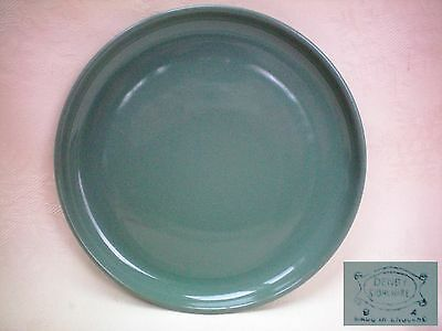 """Denby Manor Green Side Tea Plate 6.5"""" dia Several Available Excellent Condition;"""