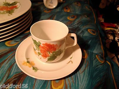 Kaiser Procelain Germany - Lauriane Coffee Cup/saucer GORGEOUS! VGC