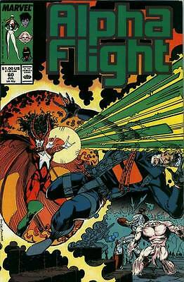 Alpha Flight Vol. 1 (1983-1994) #60