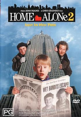 Home Alone 2: Lost in New York  - DVD - NEW Region 4