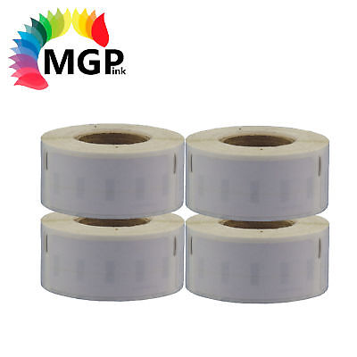 4x Rolls of Quality 11352 label 25mm x 54mm/500 Per Roll for Dymo labelWrite