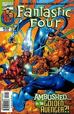 Fantastic Four Vol. 3 (1998-2003) #15
