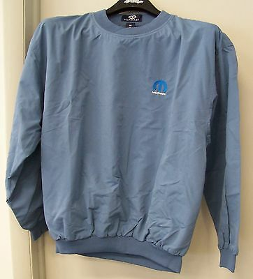 Mopar Pull Over Windshirt Wind Breaker Chrysler Plymouth Dodge