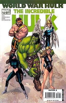 Incredible Hulk Vol. 3 (1999-2008) #109