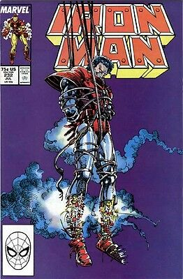 Iron Man Vol. 1 (1968-1996) #232