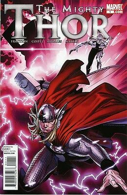 Mighty Thor (2011-2012) #1