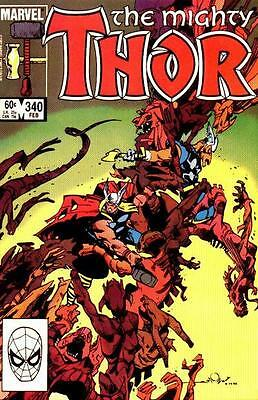 Mighty Thor Vol. 1 (1966-2011) #340
