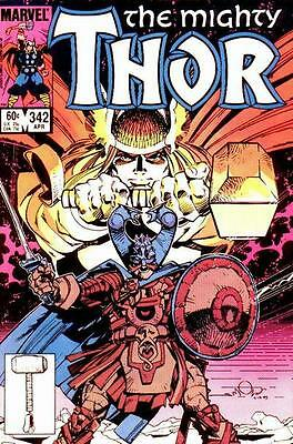 Mighty Thor Vol. 1 (1966-2011) #342
