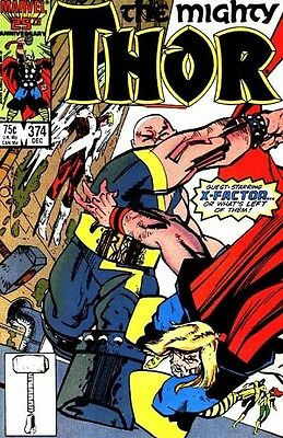 Mighty Thor Vol. 1 (1966-2011) #374